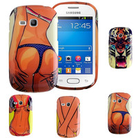 Fashion Various Printed TPU Gel Case for Samsung S6790 with free shipping
