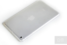 New selling product transparent soft tpu cases for ipad mini