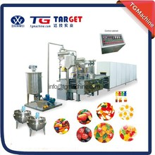 High Capacity Automatic jelly/gummy candy production line