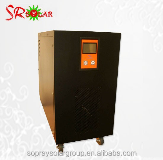 High efficiency 96v 4kw family use off grid solar inverter made in China