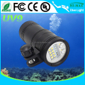 HI-MAX UV9 high intensity Scuba 5000lm Diving Video light