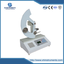 Plastic Film Tearing Strength Tester