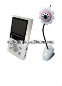 2013 china 2.4 GHz DVR Wireless Baby Monitor cheap electronic monitor