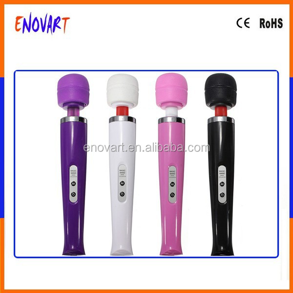 Japan adult Sex toy 20 speeds vibrator Magic Wand Massager