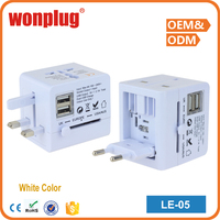 Energy Saving VI Universal Travel Adaptor
