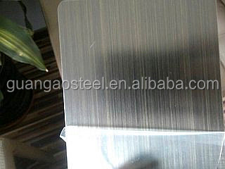 Hot sale prime quality stainless steel sheet price per piece with reasonable price