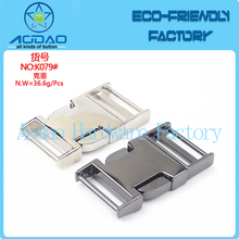 OEM Metal Side Release Buckles For Wide Webbing