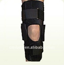 hinged rom adjustable knee brace