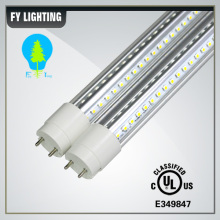 Low temper 115lm/w Cold Storage Light T8 LED Tube Waterproof DLC cUL UL