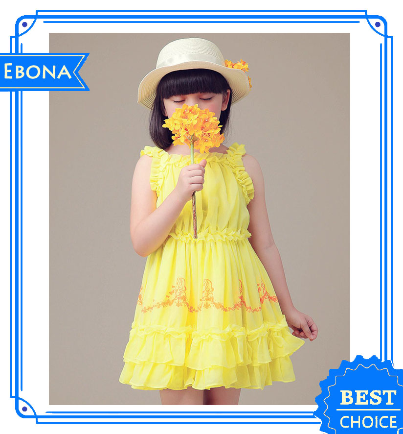 Wholesale Kids Clothing Kids Frock Designs Pictures Girls Dresses