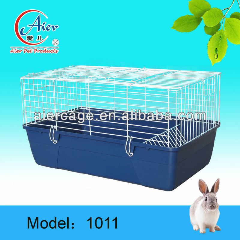 plastic bottom cheap rabbit cages