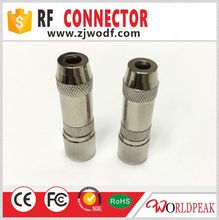1.6/5.6 Connector Male Clamp For BT3002 Cable