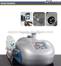 AYJ-834B promotion product loss weight vacuum rf ultrasonic cavitation fda approved for home use
