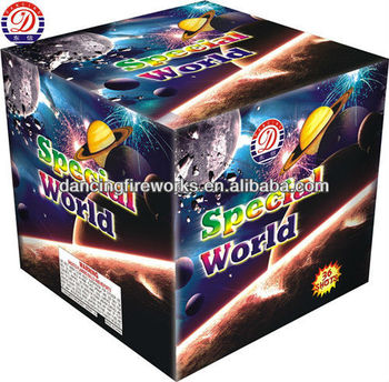 36 Multi-shots 1.4G Comsumer Cake Fireworks from Liuyang factory directly at best price