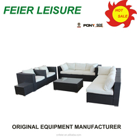 new style rattan outdoor furniture sale with high quality