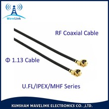 Factory Price U.FL/IPEX/MHF RFJumper Cable 1.13 RF Coaxial Cable