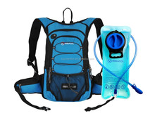 Cycling Hydration Pack Water Backpack with 2L Hydration Bladder