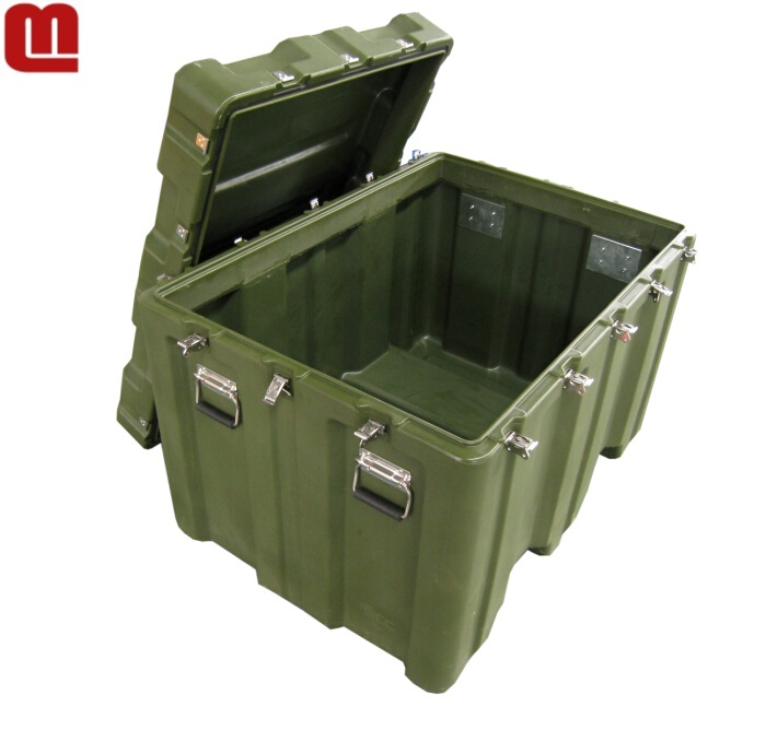 OEM plastic collapsible waterproof military tool case