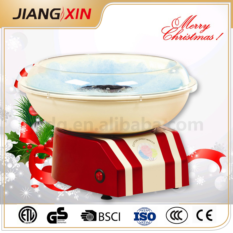 OEM cotton candy making machine mini home use candy floss machine