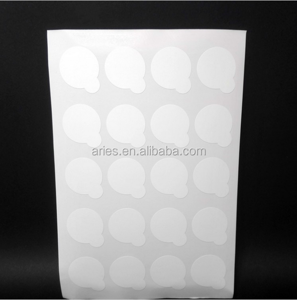 Glue Plate Film Sticker for Jade stone, Crystal Pallet