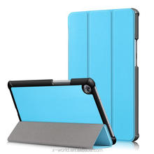 "Slim magnetic cover case for Android Huawei Mediapad M5 10.8"" M5 10(PRO) tablet"
