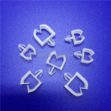 MWS Plastic wire holding clips wire saddle wire clip