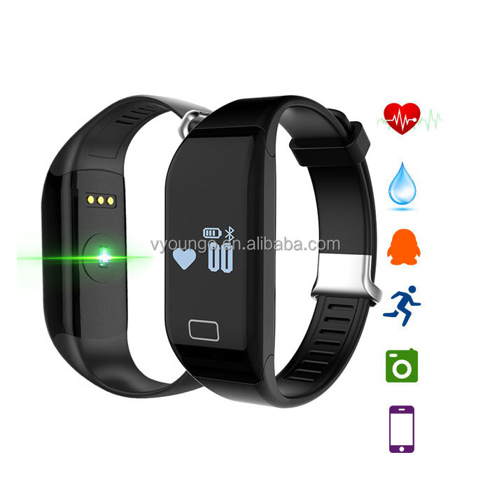 2016 Android 4.4 smart wear watch waterproof ip68 with heart rate monitor