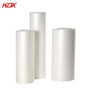250 mic Hot Lamination PET Film Gloss Adhesive BOPET Film