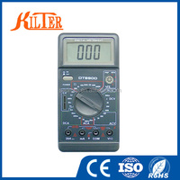 Professional Types China Made DT-890D C diode HFE Multimeter