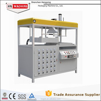 Semi-Automatic Disposable Plastic Food Container Making Machine