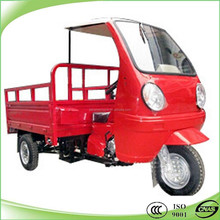 Most popular cabin motorized tricycle in india