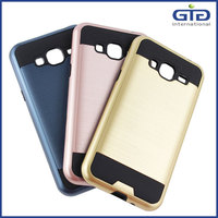 [GGIT] Hard PC+TPU Metal Mobile phone case for Samsung