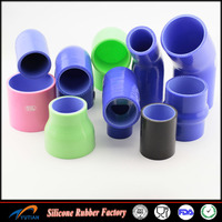 Universal 45 / 90 / 135 / 180 degree elbow silicone hose, silicone car hose for auto