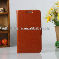FL3038 2013 Guangzhou new arrival stand wallet leather smart cover case for samsung grand duos i9082