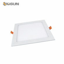 Nature White 4000K 15W Slim Downlight Square LED Panel 200x200mm