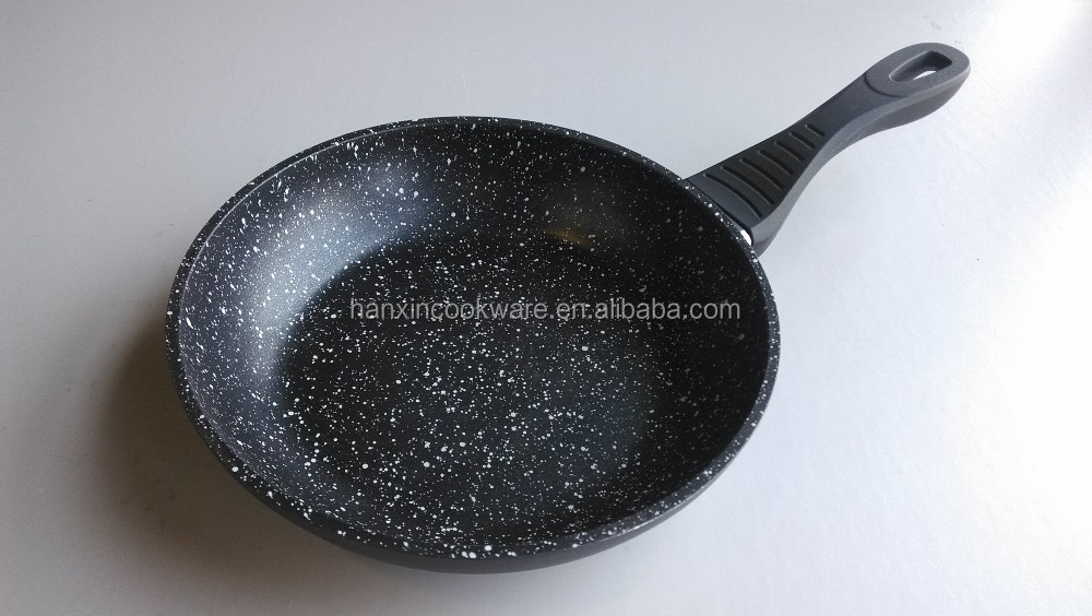 stone non stick granite coating fry cake pan lava stone for cooking cookware view stone. Black Bedroom Furniture Sets. Home Design Ideas