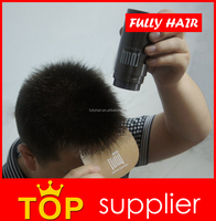 New hair regrowth product Fully hair building fibers with 18 optional colors