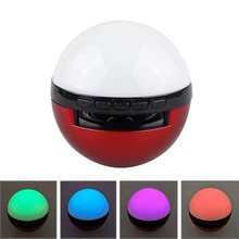 Professional disco light 3w mini led magic ball speaker