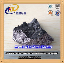 Manufacturers direct supply ferro chrome alloys / ferro chrome lc / ferro silicon chrome