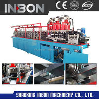 High speed framecad supported C stud steel roll forming machine