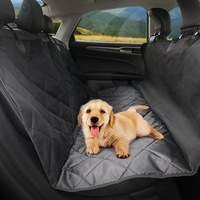 Dog Seat Cover for Cars, Pet Car Seat Covers , Dog Hammock, Slip-proof, Waterproof
