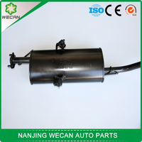 Specializing in the production of muffler pipe , high quality exhaust muffler
