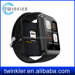 Bluetooth Smart U Watch U11 Wristwatch Support Andriod iOS Smartphone Touch Screen China Smart Watch Phone Hot Wholesale