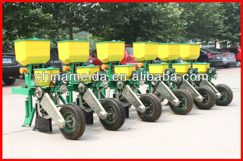 High Quality 10 Series Automatic Small 1 2 3 4 Row corn planter For Plant Onion Corn Wheat,Vegetable Seed etc