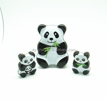 bear embossing animal shape tin box with ISO certified