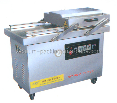 lamb meat automatic food vacuum packing machine