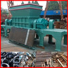3-10t/h double shaft wood pallet shredder