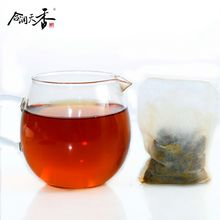 Yunnan well-known hot sale ripe puer tea loose tea packed in bag