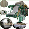 High Speed Automatic 1-10Tons toilet paper manufacturing machine Paper Making Machine From Waste Paper