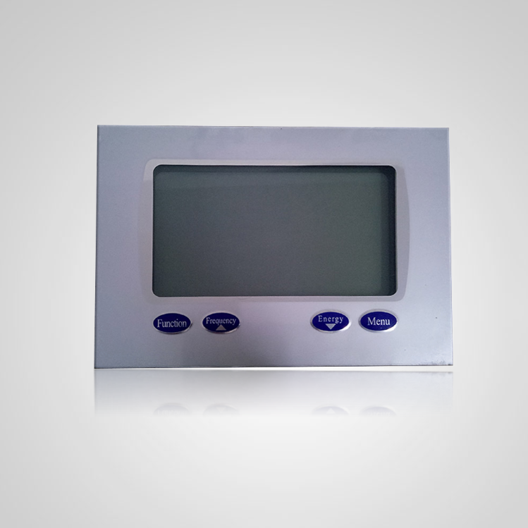 Power supply touch screen lcd monitor
